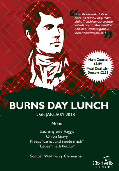 burns day