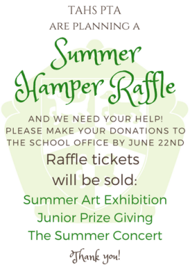 Summer HamperRaffle