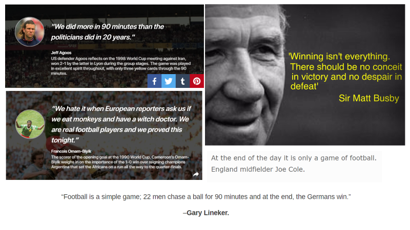 worlcup quotes